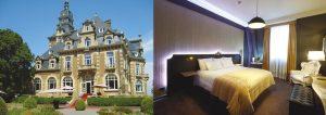 Hotel Château De Namur in Namen